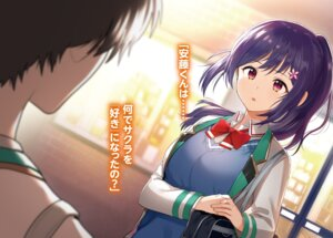 Rating: Safe Score: 19 Tags: nishizawa seifuku sweater User: kiyoe