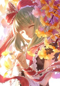 Rating: Safe Score: 27 Tags: kagiyama_hina touhou wei_li User: Mr_GT