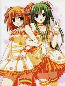 Rating: Safe Score: 23 Tags: dress fuyou_kaede lolita_fashion nishimata_aoi shigure_asa shuffle suzuhira_hiro User: vita