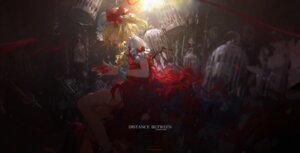 Rating: Safe Score: 35 Tags: dress flandre_scarlet mivit torn_clothes touhou wings User: Mr_GT