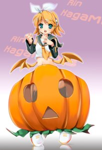 Rating: Safe Score: 16 Tags: astral_trip cosplay devil halloween headphones kagamine_rin seifuku thighhighs tomusooya vocaloid waga_mama_capriccio wings User: fireattack