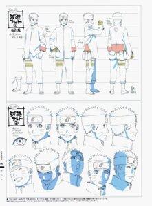 Rating: Safe Score: 4 Tags: character_design male naruto nishio_tetsuya uzumaki_naruto User: Radioactive