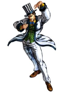 Rating: Safe Score: 5 Tags: jojo's_bizarre_adventure male tagme william_anthonio_zeppelli User: Radioactive