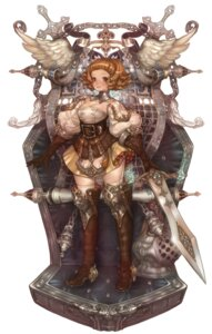 Rating: Safe Score: 26 Tags: cleavage heels maggi sword thighhighs tree_of_savior User: blooregardo