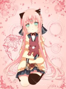 Rating: Safe Score: 20 Tags: marlin_suzuki thighhighs User: hobbito