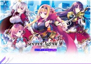 Rating: Safe Score: 16 Tags: amanomori_yui armor awa_yume ayase_hazuki cleavage ensemble_(company) garter japanese_clothes kanon_mayfield mutou_kurihito odawara_hakone renjouji_mai secret_agent_kagebana_~shadow_flower~ secret_agent_~kishi_gakuen_no_shinobi_naru_mono~ seifuku shirogane_kagura sword User: Veshurik