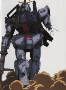 Rating: Safe Score: 7 Tags: gundam mecha the_08th_ms_team User: Radioactive