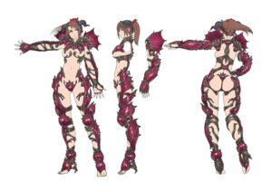 Rating: Questionable Score: 17 Tags: ass bikini_armor breasts heels horns namco soul_calibur taki yamatogawa User: Yokaiou