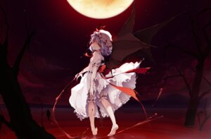 Rating: Safe Score: 134 Tags: blood ke-ta remilia_scarlet torn_clothes touhou User: Mr_GT