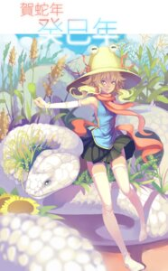 Rating: Safe Score: 14 Tags: madyy mishaguji moriya_suwako thighhighs touhou User: Radioactive