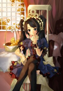 Rating: Safe Score: 18 Tags: lilith_bloody lolita_fashion pantsu pantyhose User: Nekotsúh
