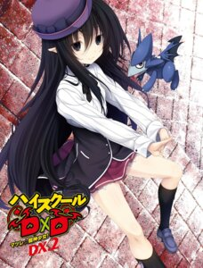 Rating: Safe Score: 33 Tags: highschool_dxd miyama-zero ophis pointy_ears seifuku User: kiyoe