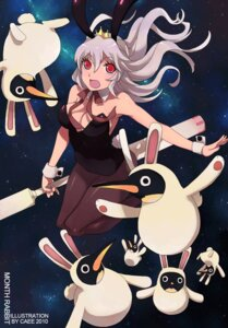 Rating: Safe Score: 18 Tags: animal_ears bunny_ears bunny_girl caee_penguin cleavage pantyhose penguin User: Radioactive