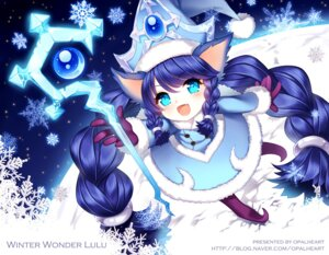 Rating: Safe Score: 36 Tags: animal_ears league_of_legends lulu_(league_of_legends) opalheart User: fairyren