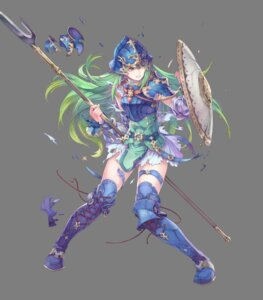 Rating: Safe Score: 9 Tags: armor fire_emblem fire_emblem:_souen_no_kiseki fire_emblem_heroes garter haccan nephenee nintendo thighhighs torn_clothes transparent_png weapon User: Radioactive