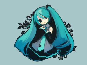 Rating: Safe Score: 14 Tags: hatsune_miku putidevil vocaloid wallpaper User: Sedeto