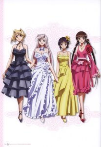 Rating: Safe Score: 33 Tags: binding_discoloration charlotte_hazelrink dress fujikura_yuu princess_lover! scanning_resolution screening seika_houjouin sylvia_van_hossen wedding_dress User: YamatoBomber