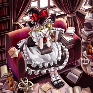 Rating: Safe Score: 4 Tags: fullerene kirisame_marisa touhou User: konstargirl