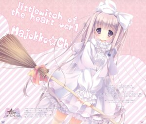 Rating: Safe Score: 44 Tags: crease frill_frill lolita_fashion morinaga_korune User: petopeto