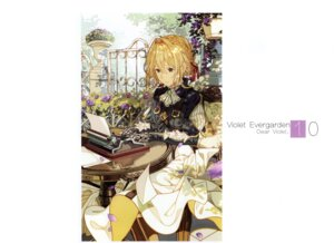 Rating: Safe Score: 10 Tags: cheese_kang dress mecha_musume violet_evergarden violet_evergarden_(character) User: kiyoe