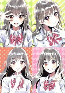 Rating: Safe Score: 18 Tags: canvas_(morikura_en) morikura_en seifuku sketch User: kiyoe