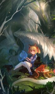 Rating: Safe Score: 28 Tags: alfheim_online animal_ears fom monster pina silica sword_art_online thighhighs User: Noodoll