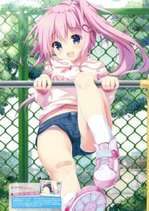 Rating: Questionable Score: 143 Tags: bandaid kino loli pantsu User: Twinsenzw