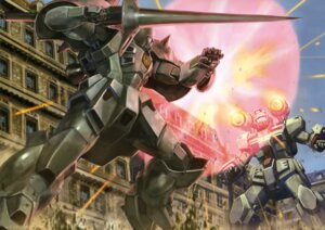 Rating: Safe Score: 6 Tags: gundam gundam_f91 mecha User: Radioactive