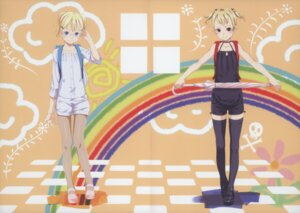 Rating: Safe Score: 24 Tags: color_gap gap megane pantyhose sody thighhighs umbrella User: Radioactive