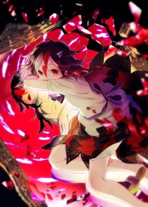 Rating: Safe Score: 29 Tags: akka horns kijin_seija touhou User: Mr_GT