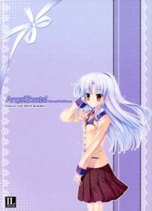 Rating: Safe Score: 16 Tags: angel_beats! indico_lite mitha seifuku tenshi User: WtfCakes