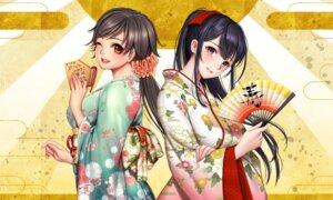 Rating: Safe Score: 26 Tags: kimono masami_chie shimashima08123 tokyo_exe_girls User: mash