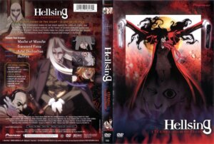 Rating: Safe Score: 3 Tags: alucard disc_cover hellsing integra_hellsing seras_victoria walter_c_dornez User: Radioactive