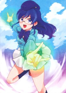 Rating: Safe Score: 4 Tags: aikatsu! cosplay kiriya_aoi matsuura_asuka megane seifuku zettai_karen_children User: Radioactive