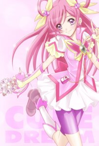 Rating: Safe Score: 10 Tags: bike_shorts dress futari_wa_pretty_cure kojikoji pretty_cure yes!_precure_5 yumehara_nozomi User: charunetra