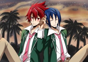 Rating: Safe Score: 1 Tags: male seifuku shindou_sugata star_driver tsunashi_takuto tsunoda_wei User: charunetra