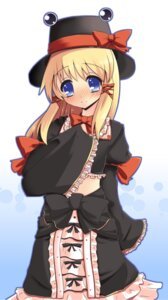 Rating: Safe Score: 8 Tags: moriya_suwako snow_(gi66gotyo) touhou User: ddns001