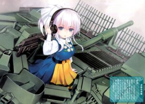 Rating: Safe Score: 17 Tags: cropped dress headphones nanaroku tagme world_of_tanks User: Radioactive