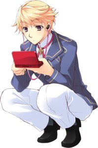 Rating: Safe Score: 5 Tags: flyable_heart headphones ito_noizi male sumeragi_souryuu User: fireattack