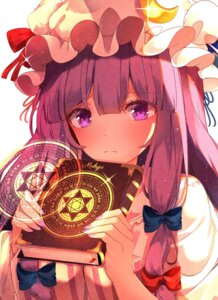 Rating: Safe Score: 23 Tags: hunya patchouli_knowledge touhou User: wq15987654