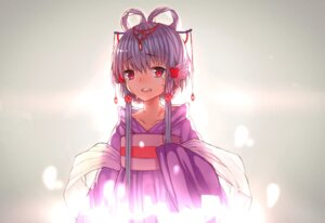 Rating: Safe Score: 22 Tags: black_flame luo_tianyi vocaloid User: Radioactive