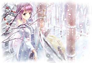 Rating: Safe Score: 57 Tags: japanese_clothes saigyouji_yuyuko touhou User: Mr_GT