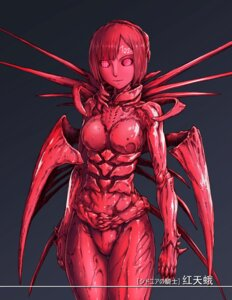 Rating: Questionable Score: 5 Tags: knights_of_sidonia monster_girl tagme User: Radioactive