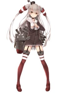 Rating: Safe Score: 75 Tags: amatsukaze_(kancolle) kantai_collection rensouhou-chan stockings takuan_(takuan0907) thighhighs User: tbchyu001