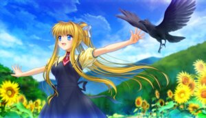 Rating: Safe Score: 16 Tags: air kamio_misuzu moonknives User: fairyren