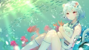 Rating: Safe Score: 35 Tags: animal_ears ppyono tail wallpaper User: Mr_GT