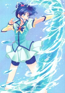 Rating: Safe Score: 6 Tags: aikatsu! bike_shorts cosplay kiriya_aoi matsuura_asuka pretty_cure skirt_lift wet yes!_precure_5 User: Radioactive