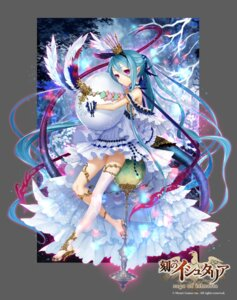 Rating: Safe Score: 16 Tags: apt dress heels koku_no_ishtaria pointy_ears tail thighhighs transparent_png User: Mr_GT