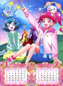 Rating: Questionable Score: 6 Tags: calendar star_twinkle_precure sweater tagme User: drop