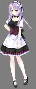 Rating: Safe Score: 41 Tags: cleavage ensemble_(company) heels maid otome_ga_musubu_tsukiyo_no_kirameki reizei_shizune sesena_yau transparent_png User: BattlequeenYume
